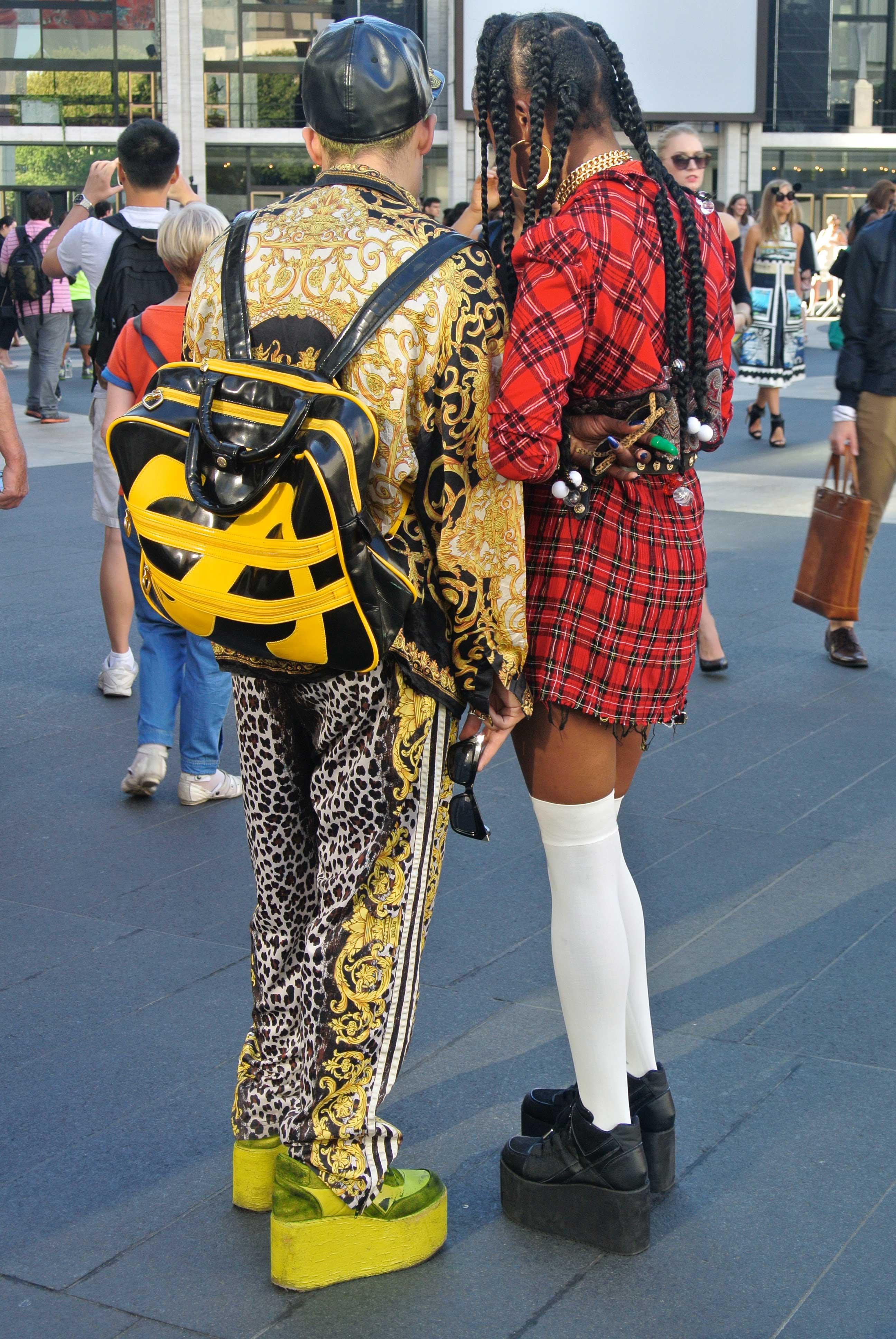 Streestyle New York Fashion