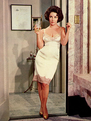 Elizabeth Taylor in Butterfield