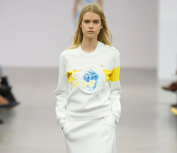 LOOK VAN DE DAG: Streetwear couture van Iceberg