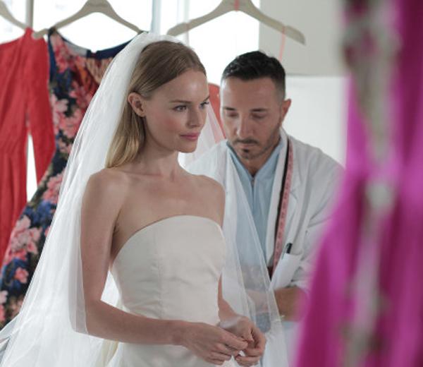 Video: achter de schermen van Kate Bosworths droomhuwelijk
