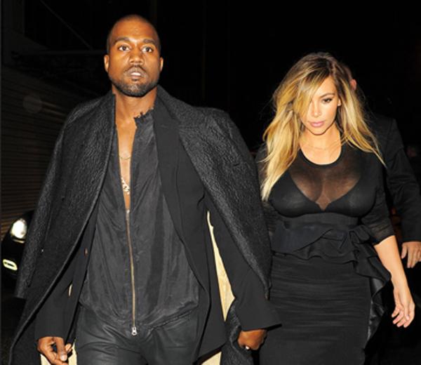 Carine Roitfeld kleedt Kim Kardashian voor comeback