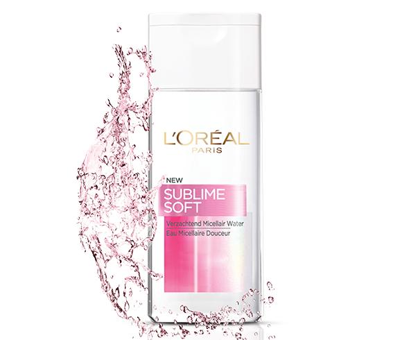 Eau micellaire L'Oréal Paris - 4,29 €