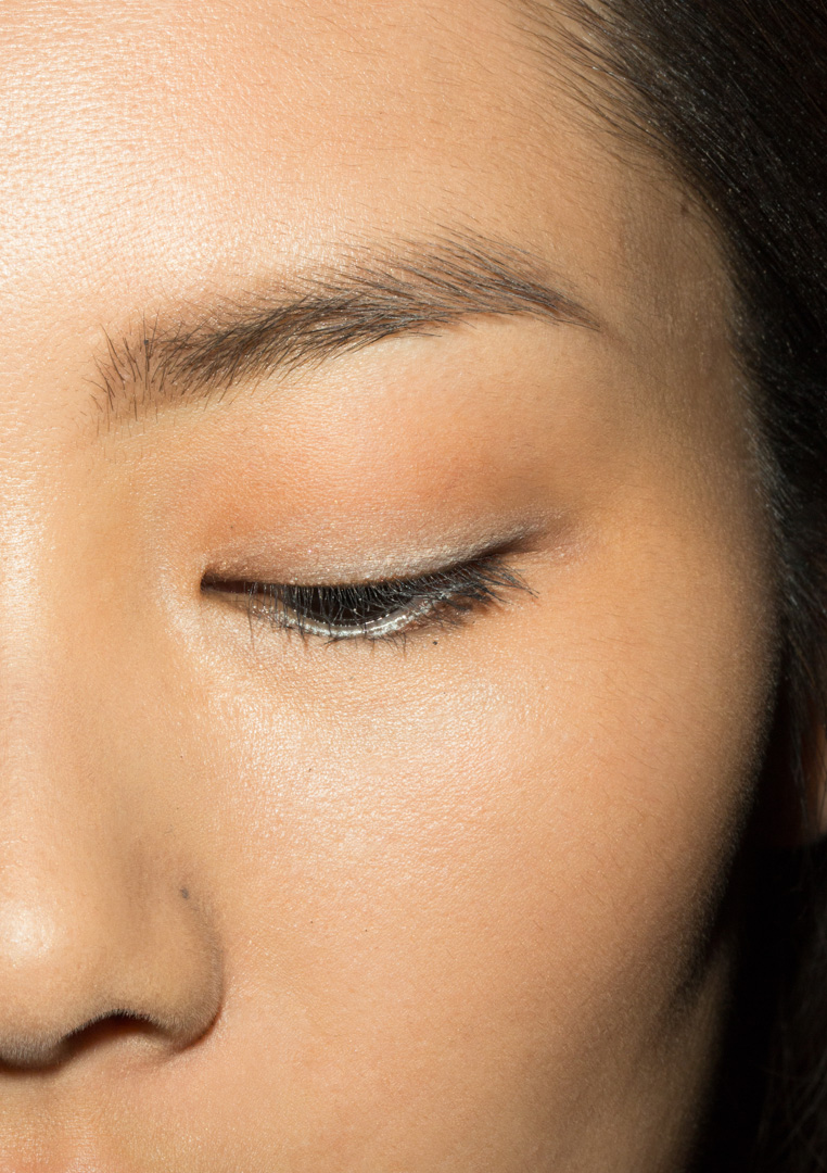 Liu Wen_Opening Ceremony_Eyes Closed