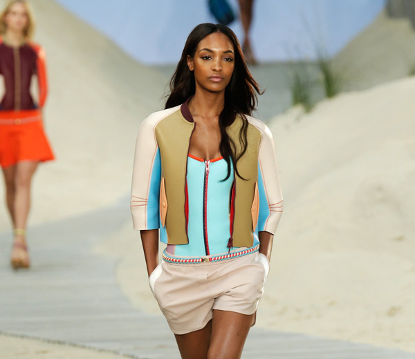 Tommy Hilfiger Presents Spring 2014 Women's Collection At Pier 94 - Runway