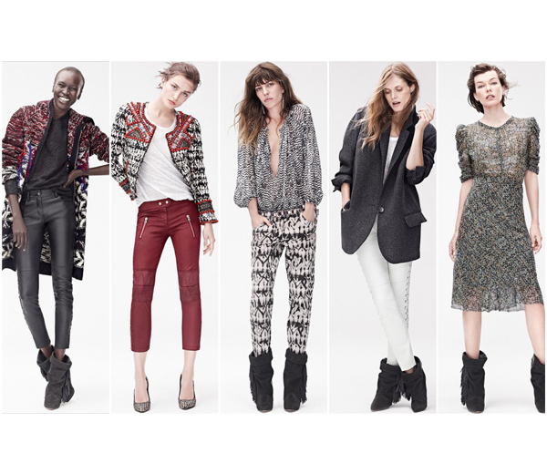 Isabel Marant voor H&M: alle foto's