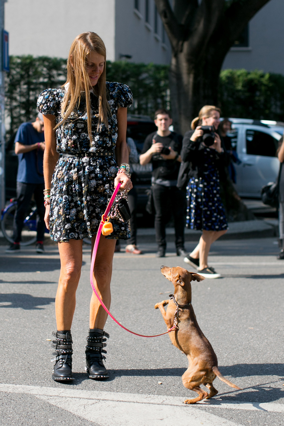 Werken in fashion, wat een hondenleven