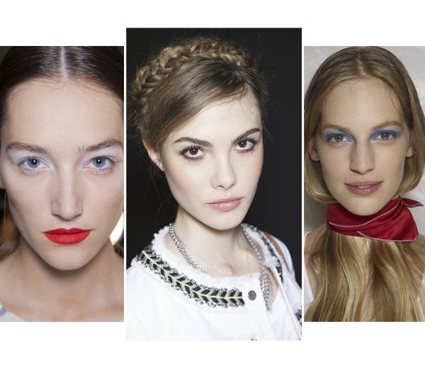10 beautylooks van New York Fashion Week