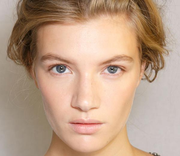 Make-up trend: au naturel