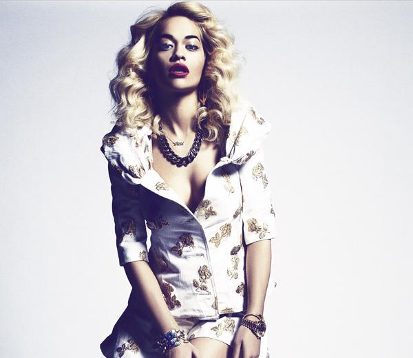 Rita Ora ontwerpt collectie voor Rimmel