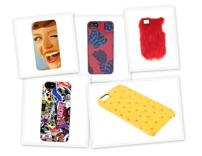 IPhone covers: chic versus fun