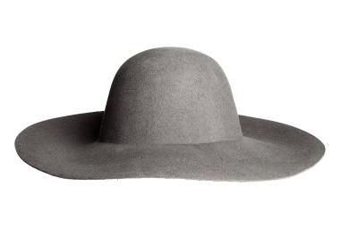 Wollen hoed H&M