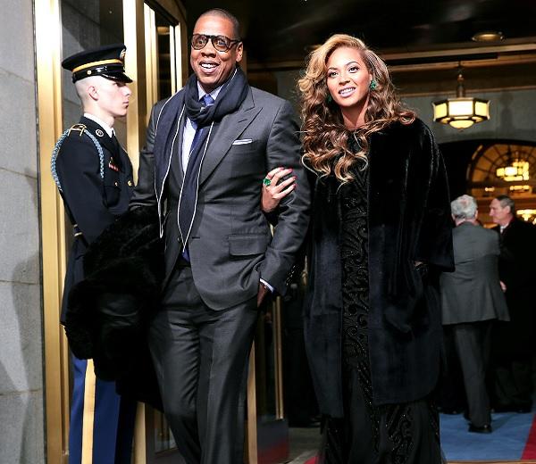 Beyoncé en Jay Z rijkste celebkoppel van 2013