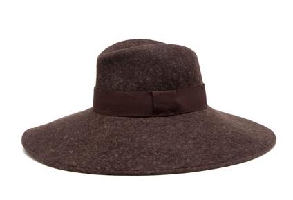 brede hoed uterque