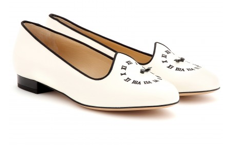 charlotte olympia uur loafer