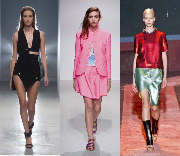Modeweek Parijs dag 1: de meest memorabele looks