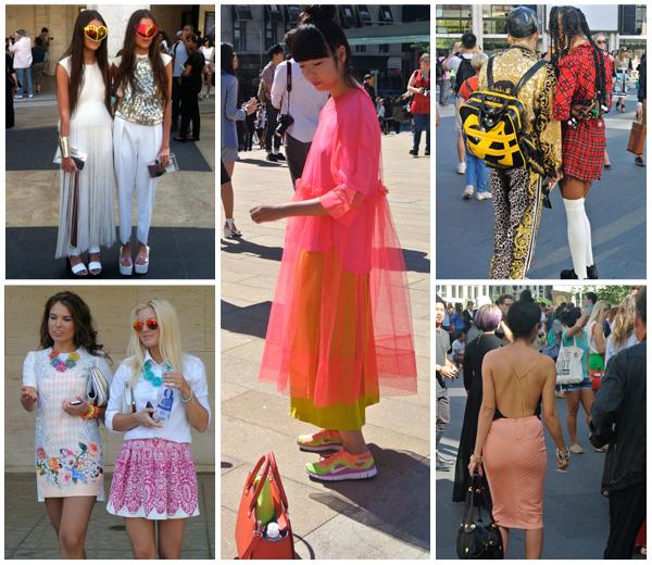 New York Fashion Week: streestyle deel 1