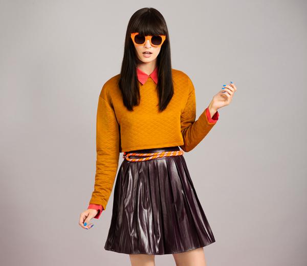 In beeld: Susie Lau verzorgt styling van Clarks Sportswear