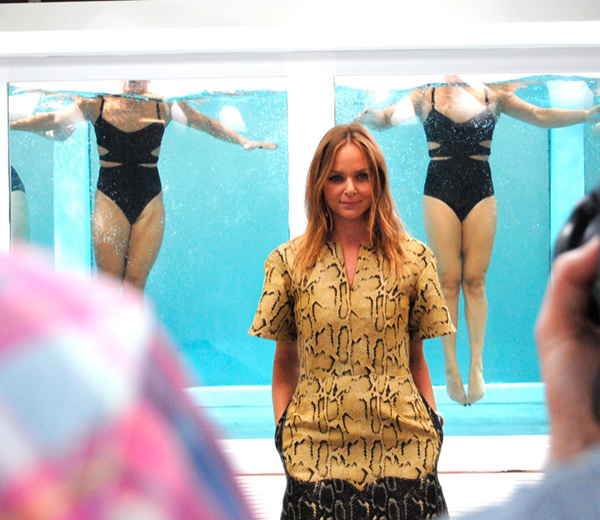 Stella McCartney en Adidas' high fashion sportschool