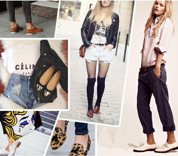 Pinspiration: platte schoenen, hoe draag je ze?