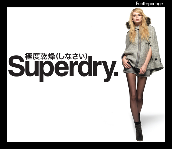 Finalisten Superdry Create your Superdry look