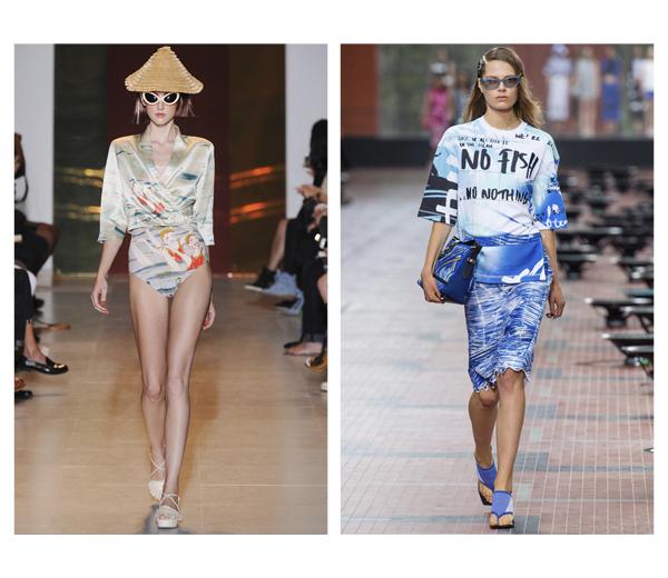 Weekend @ Paris Fashion Week: Kenzo en Tsumori Chisato