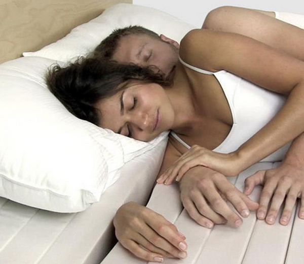 Geniaal: knuffelmatras voorkomt dode arm syndroom