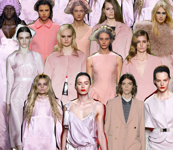 Wintertrend: pretty in pink