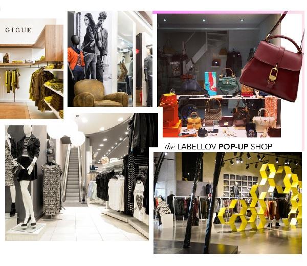 SHOPPING. Nieuwe Belgische winkels en pop-up shops in het najaar van 2013