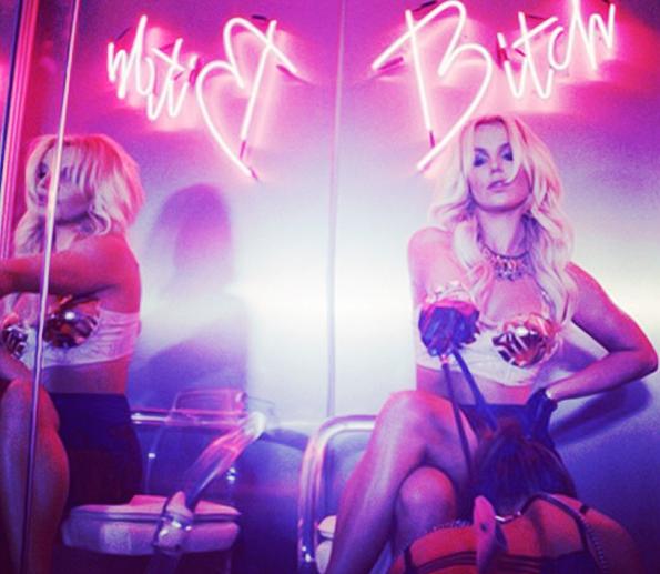 Britney Spears kiest opnieuw voor Marlies Dekkers