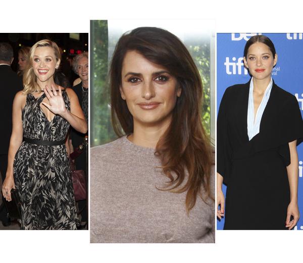 ELLE US zet favoriete actrices op de cover