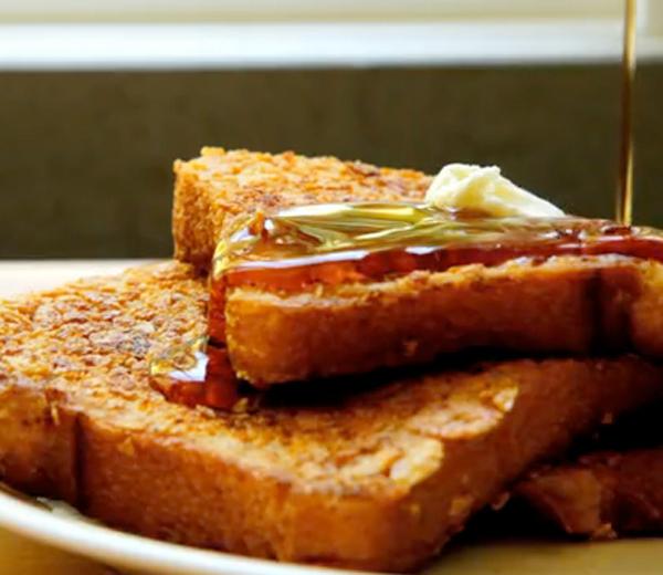 Food vijf keer koken met cornflakes for Beeldkoken