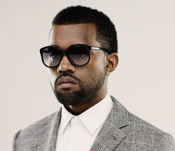 Afgang van de dag: Kanye West niet herkend in Parijs