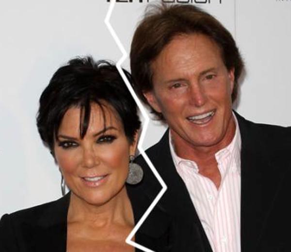 Moeder Kim Kardashian gaat scheiden