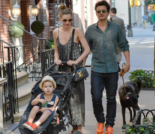 Miranda Kerr en Orlando Bloom gaan scheiden