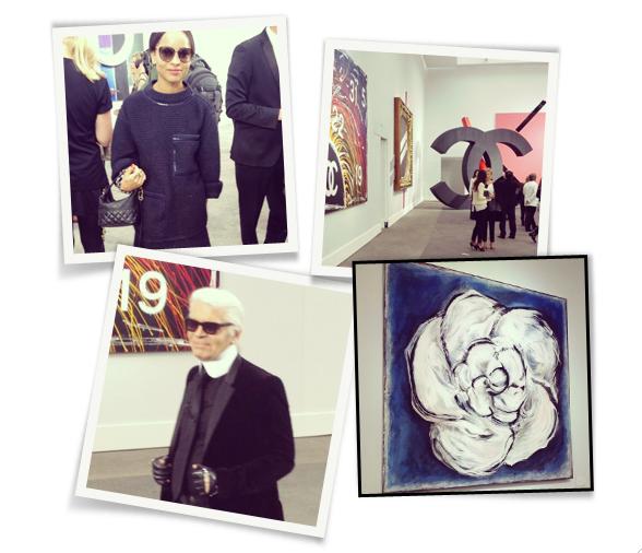 Sneak Peek: achter de schermen van Chanel A/W 2013