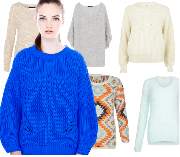 Shopping: 20 dikke truien onder de 100€