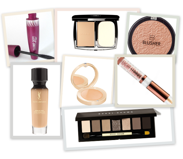 HOW TO: nude make-up