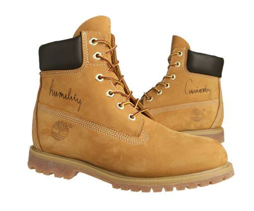 La Fille d'O voor Timberland - 200 euro