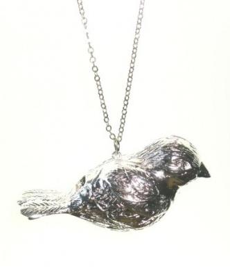 Fluitje in vorm van vogel van Love, Hearts and Crosses - 42,50 euro
