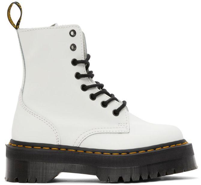 combat boots Dr Martens