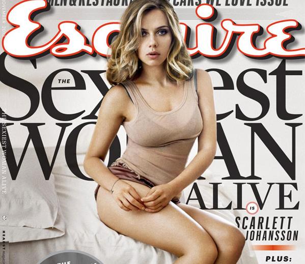 Redactie top 5: de meest sexy vrouw van 2013
