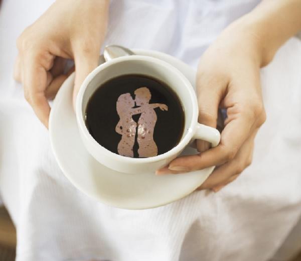 Bewezen: We hebben meer zin in koffie dan seks