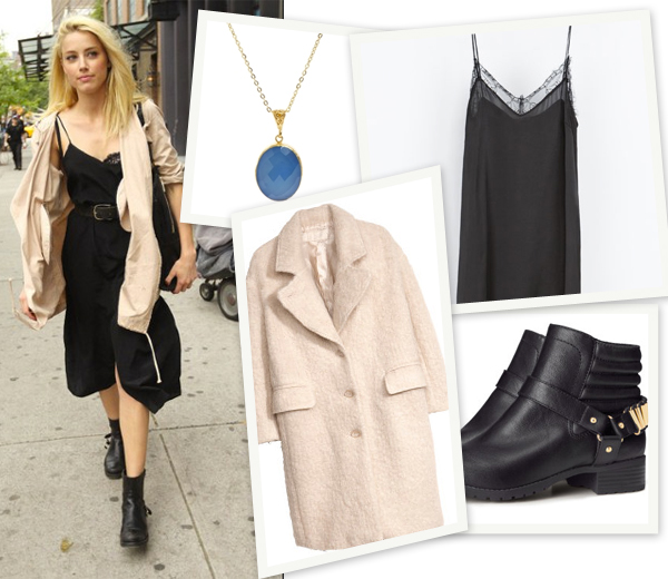 HOW TO: de slip dress