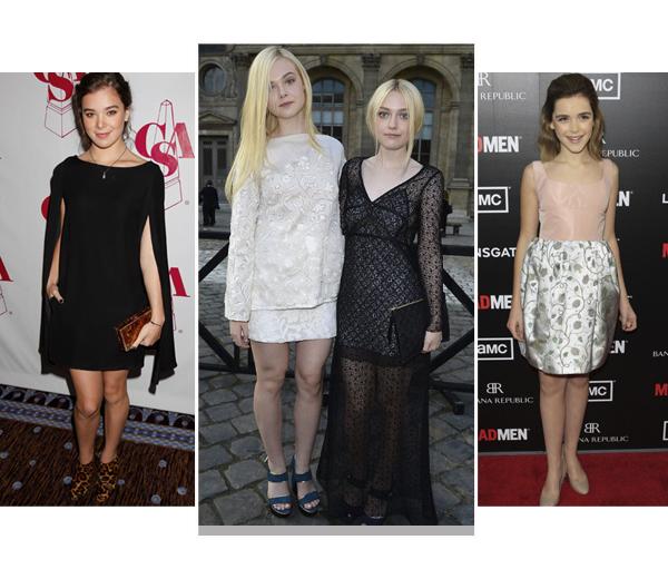 Top tien best geklede tienersterren