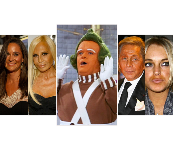 Halloween inspiratie: top tien umpa lumpa's