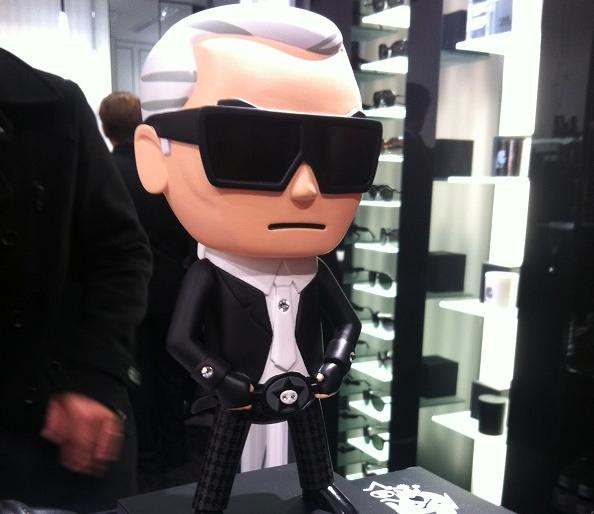 Karl Lagerfeld store: wat valt er te zien?