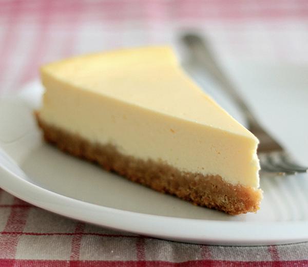 FOOD : Romige cheesecake op zondag