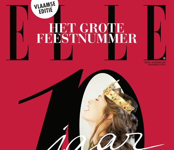 Doorblader het grote feestnummer van ELLE België