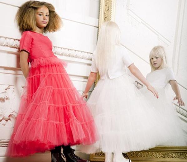 Jean Paul Gaultier lanceert haute couture…voor kinderen