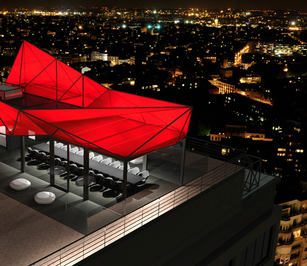 The C Experience: dineren boven de Brusselse skyline